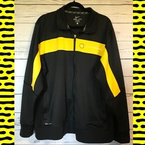 Nike Livestrong Dri-Fit ZIP Up Jacket